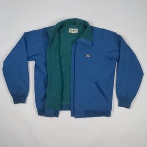 L.L. Bean Warm Up Jacket - Vintage - Made in USA